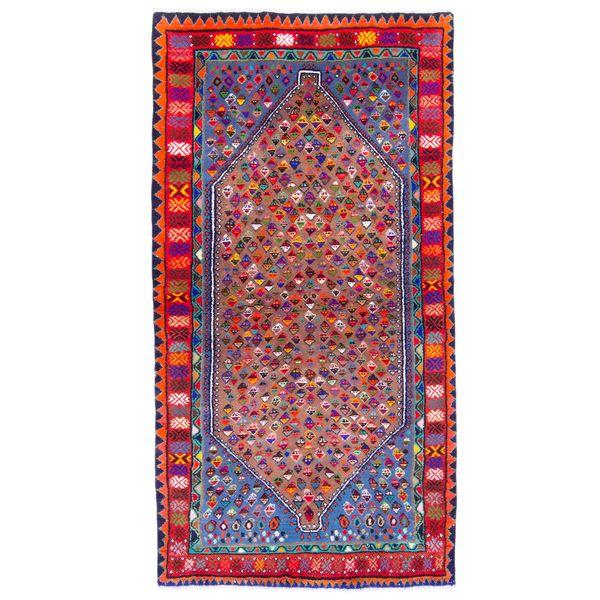 فرش دستباف دو متری کد MF11034