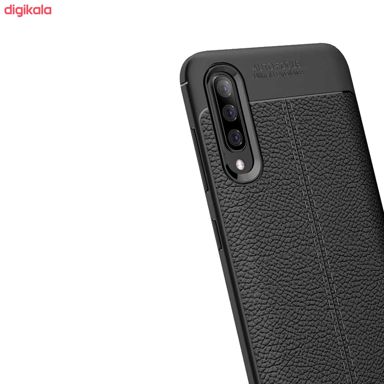 خرید اینترنتی با تخفیف ویژه  کاور ری گان مدل AF500 مناسب برای گوشی موبایل سامسونگ Galaxy A50 به همراه محافظ صفحه نمایش