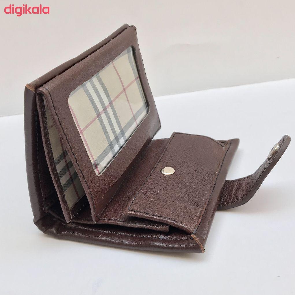کیف پول مردانه مدل BH02 main 1 4
