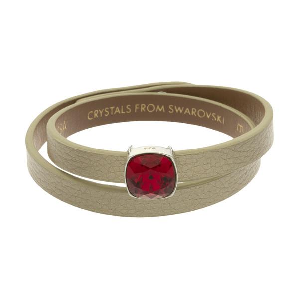 دستبند نقره زنانه درسا مدل 43704