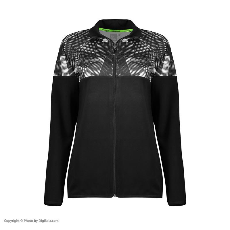 ست سویشرت و شلوار ورزشی زنانه آلشپرت مدل WUH694-400