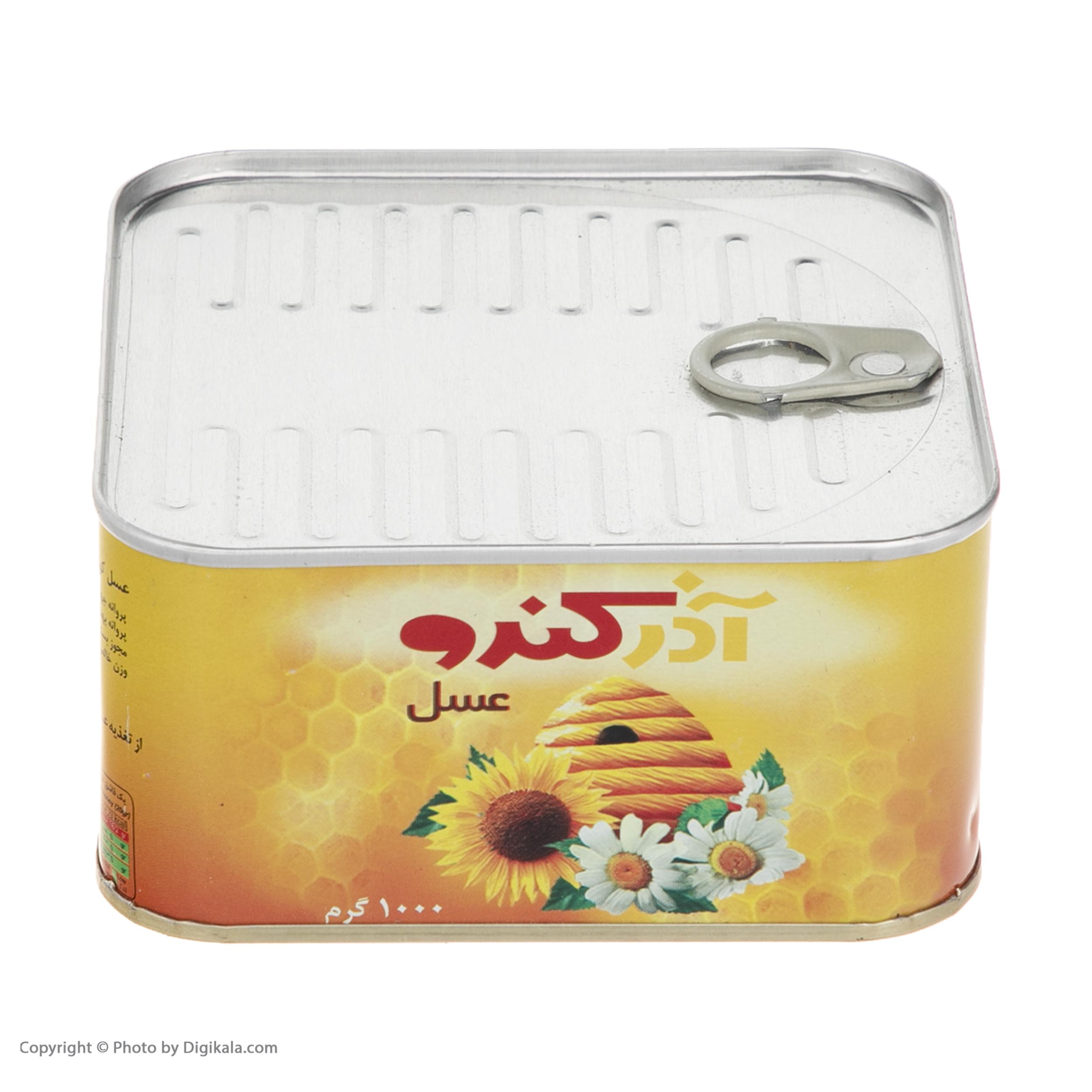 عسل آذر کندو - 1 کیلوگرم