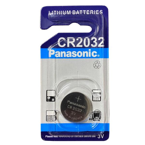 باتری سکه ای پاناسونیک مدل CR2032