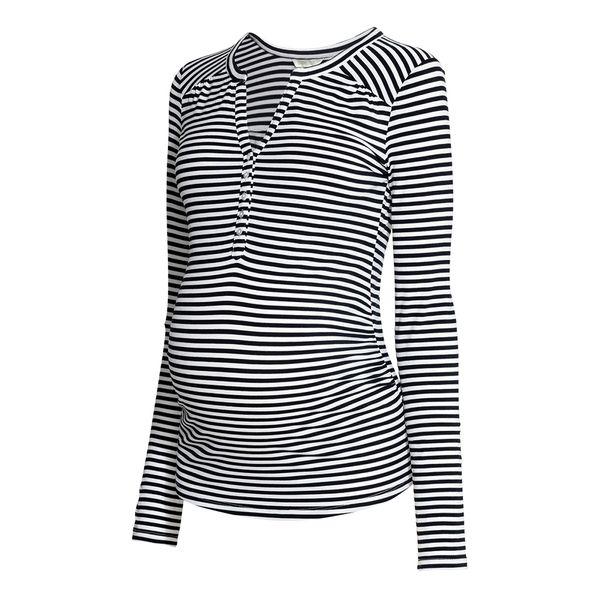 تی شرت بارداری اچ اند ام مدل 0442972