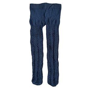 جوراب شلواری دخترانه پِنتی مدل کارینا کد 039 سورمه ای رنگ