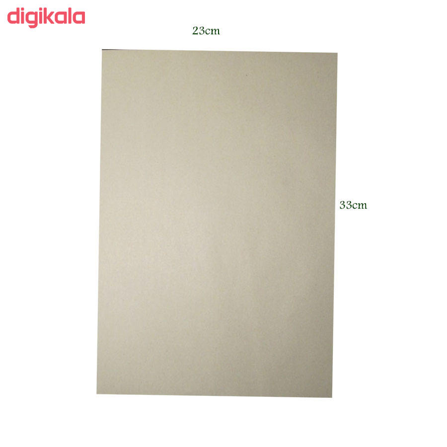 کاغذ A4 توسکا کد CH01 بسته 100 عددی  main 1 1