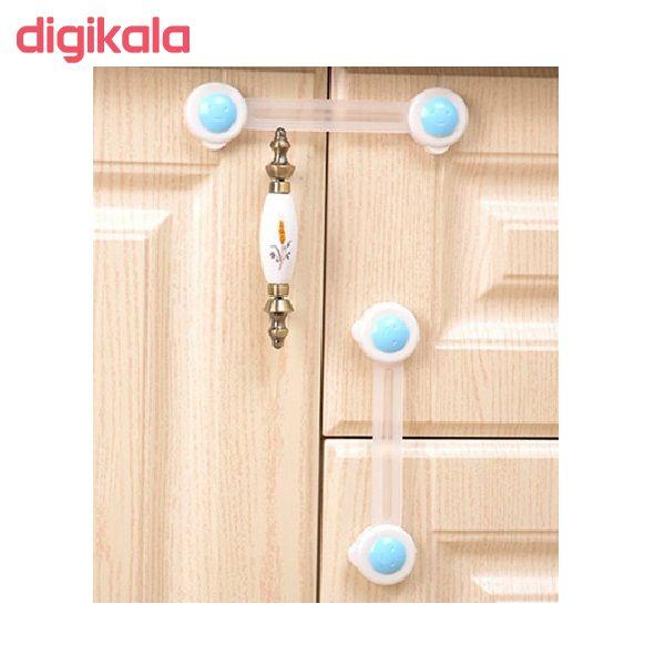قفل درب کابینت بیبی لاک مدل OL-528 بسته 2 عددی main 1 2