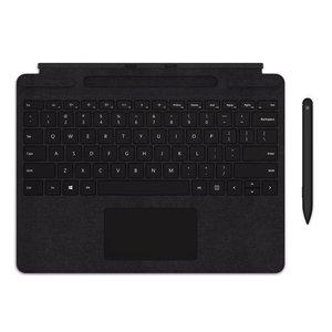 کیبورد تبلت مایکروسافت مدل Surface Pro X Signature مناسب برای تبلت مایکروسافت Surface Pro X به همراه قلم