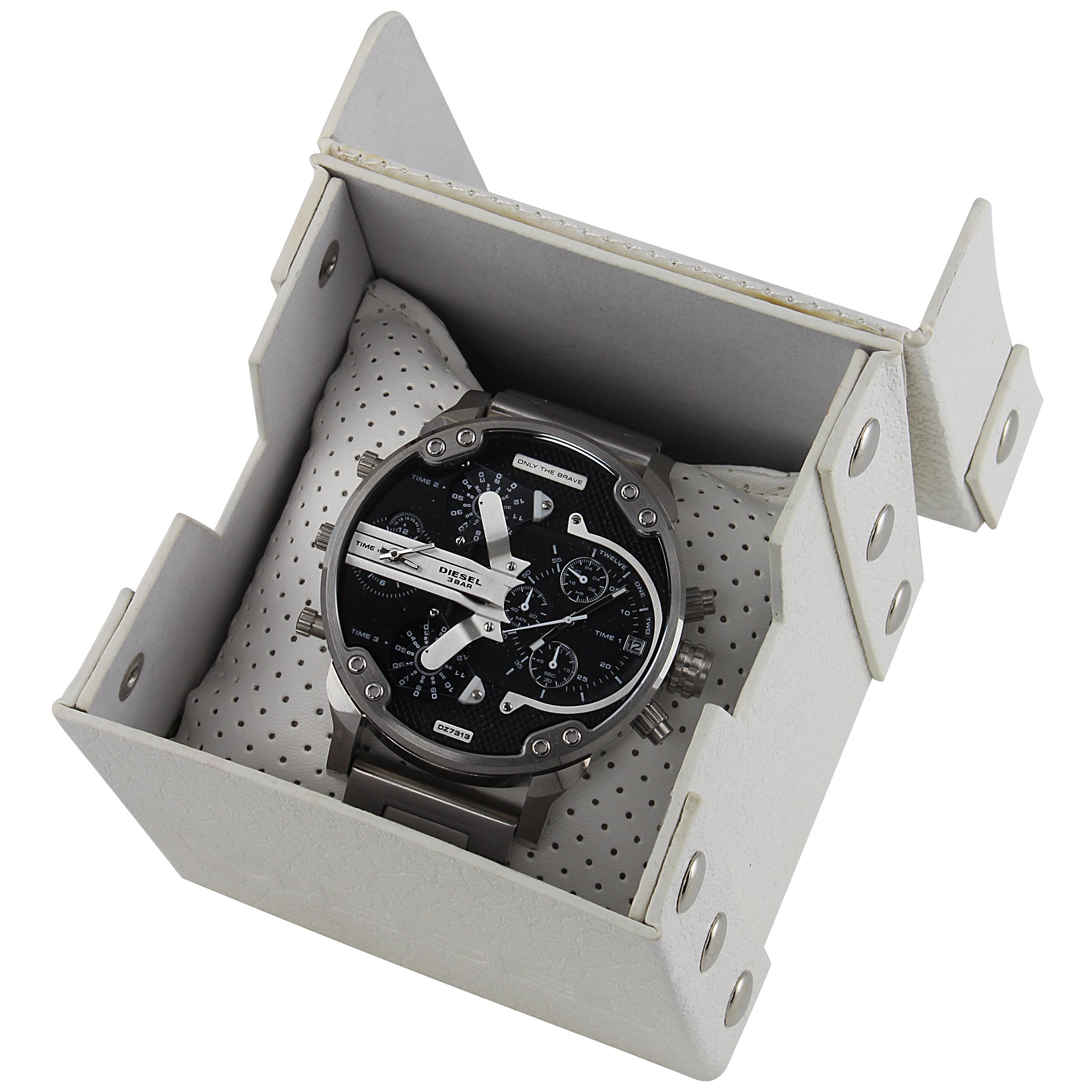 ساعت مچی عقربهای مردانه دیزل مدل DZ-7313
