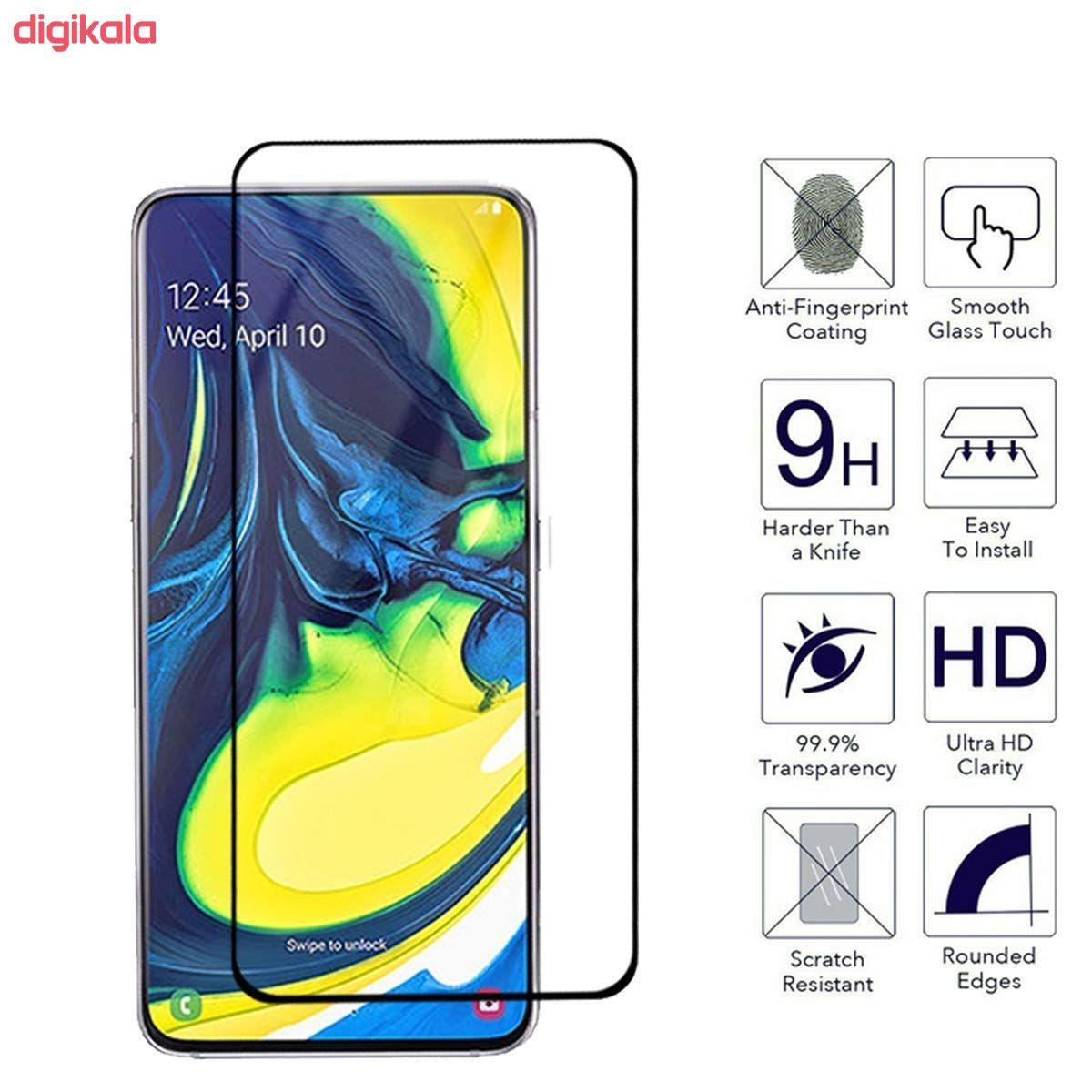 محافظ صفحه نمایش فوکس مدل PT001 مناسب برای گوشی موبایل سامسونگ Galaxy A80 main 1 3