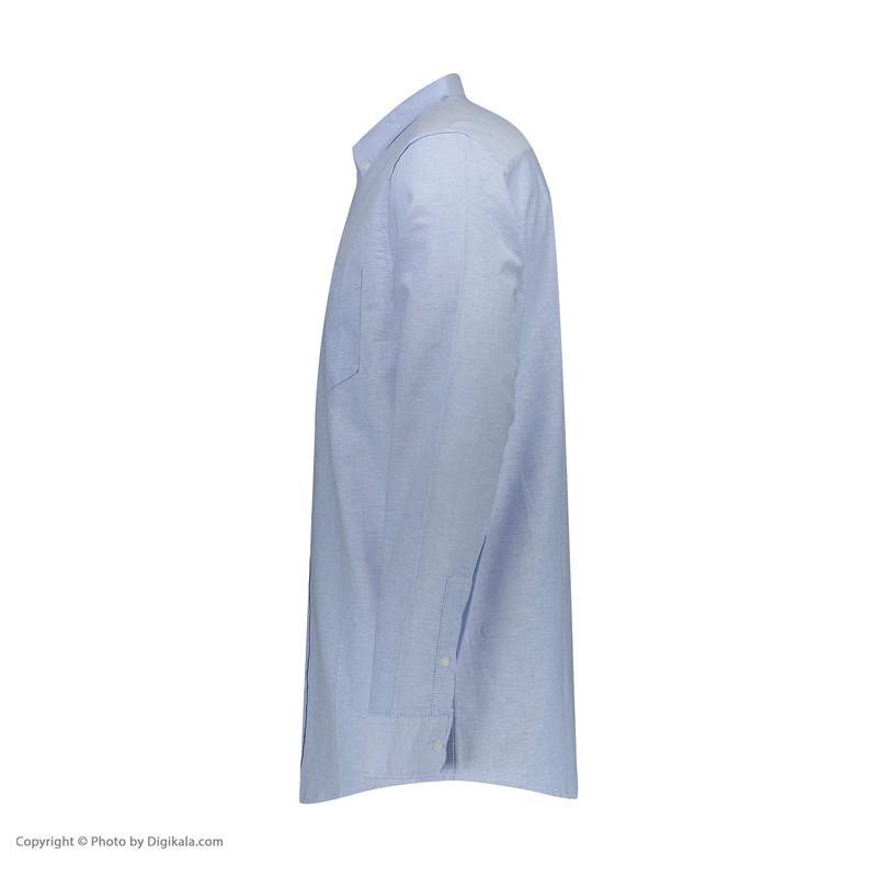 پیراهن آستین بلند مردانه کالینز مدل CL1035946-BLE