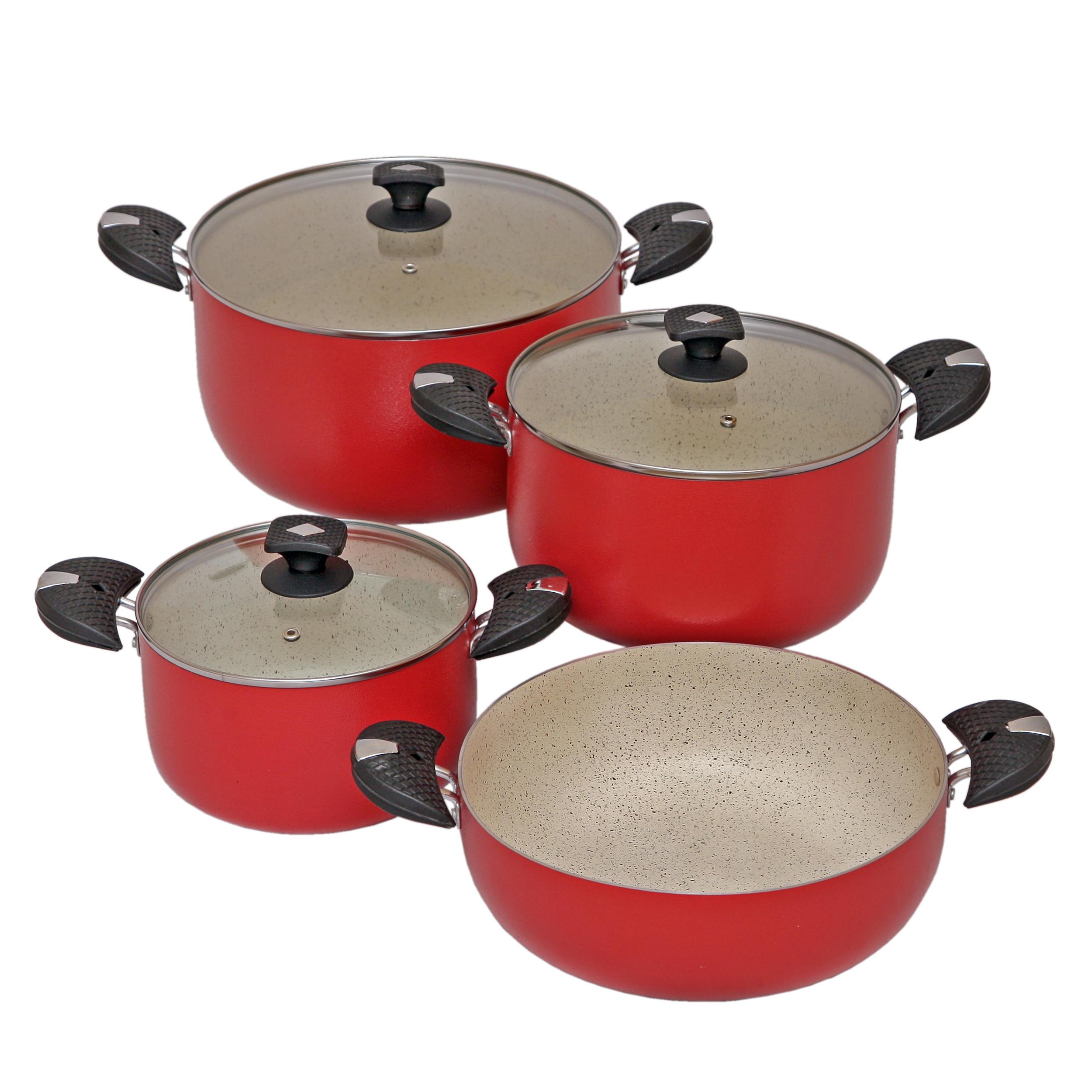 سرویس پخت و پز 7 پارچه اس کاپ مدل 22