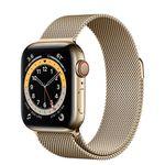 ساعت هوشمند اپل سری 6 مدل Milanese Loop 44mm  thumb