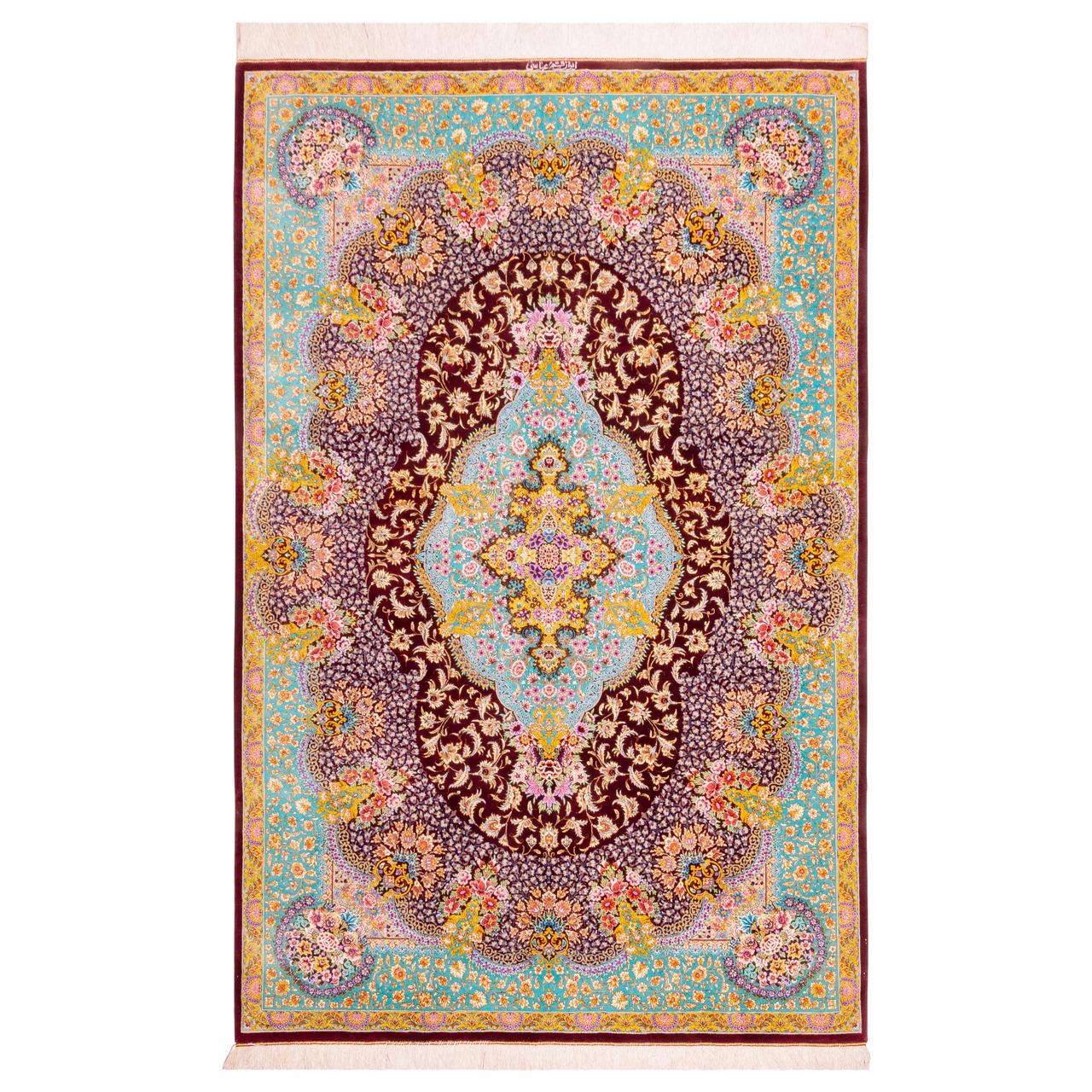 فرش دستباف دو و نیم متری سی پرشیا کد 174716