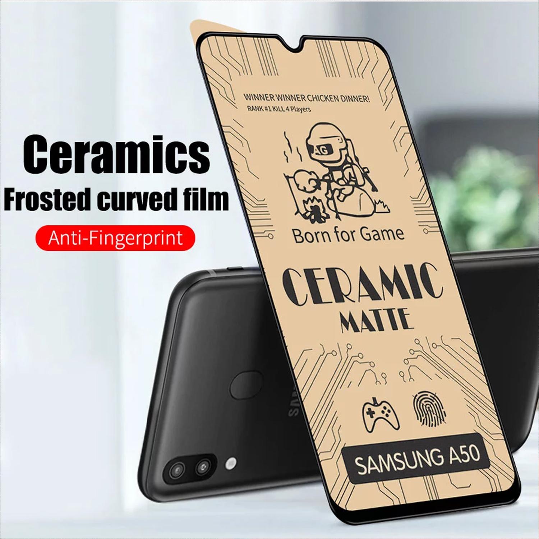 محافظ صفحه نمایش مات مدل M1 مناسب برای گوشی موبایل سامسونگ Galaxy A50/A50S/A30/A30S main 1 4
