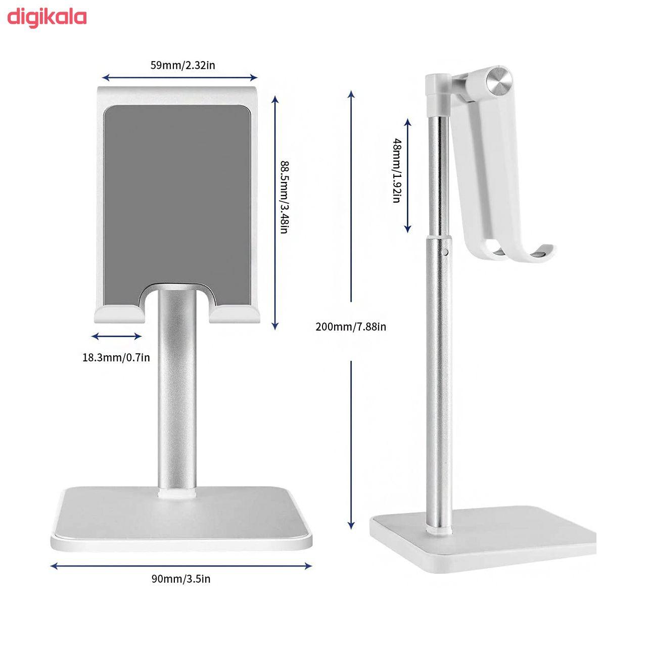 پایه نگهدارنده گوشی موبایل مدل استنس main 1 7