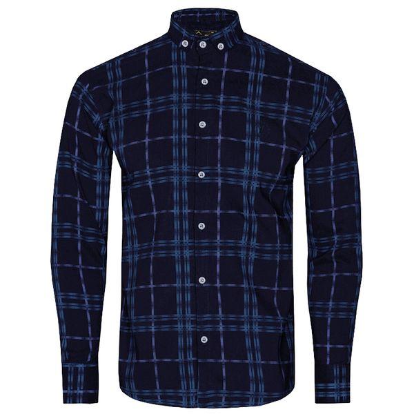 پیراهن آستین بلند مردانه مدل 344004014 غیر اصل