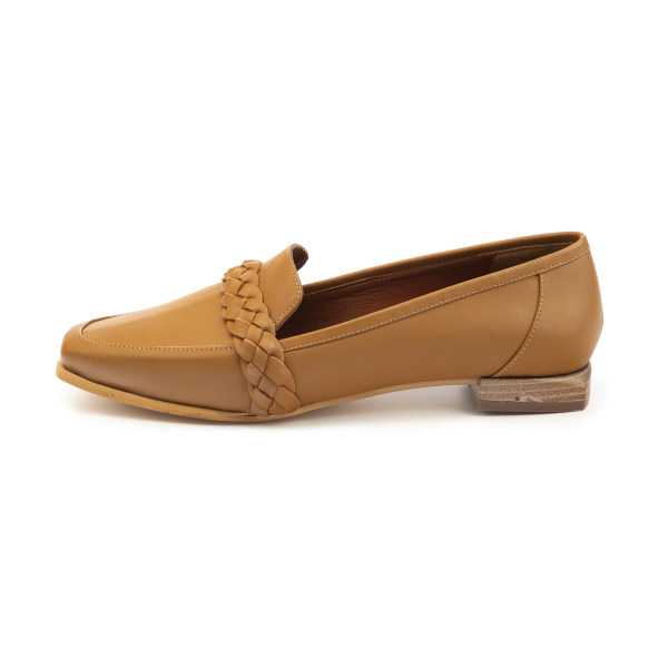 کفش زنانه چرم آرا مدل sh062 کد as