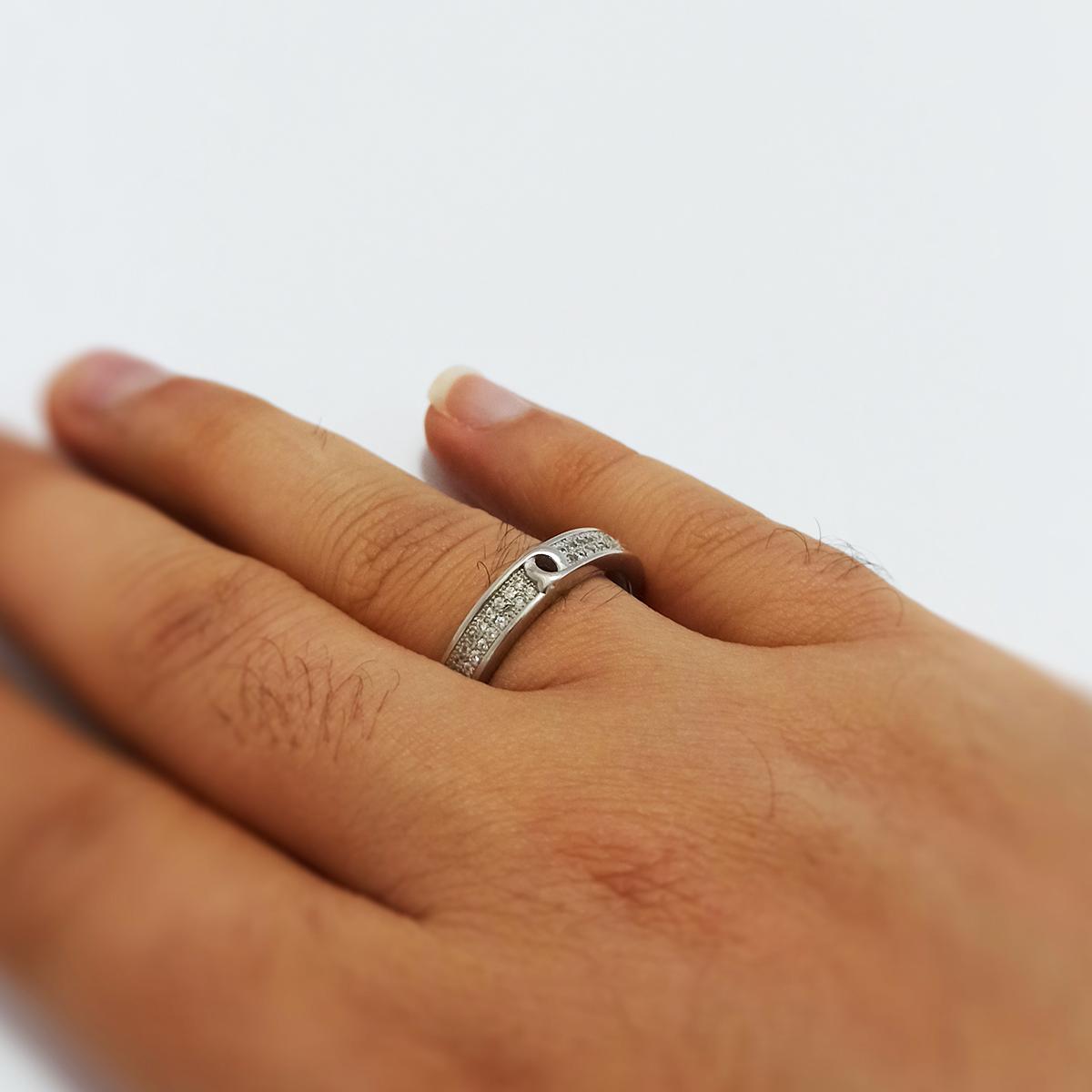 انگشتر نقره زنانه سلین کالا مدل ce-As075