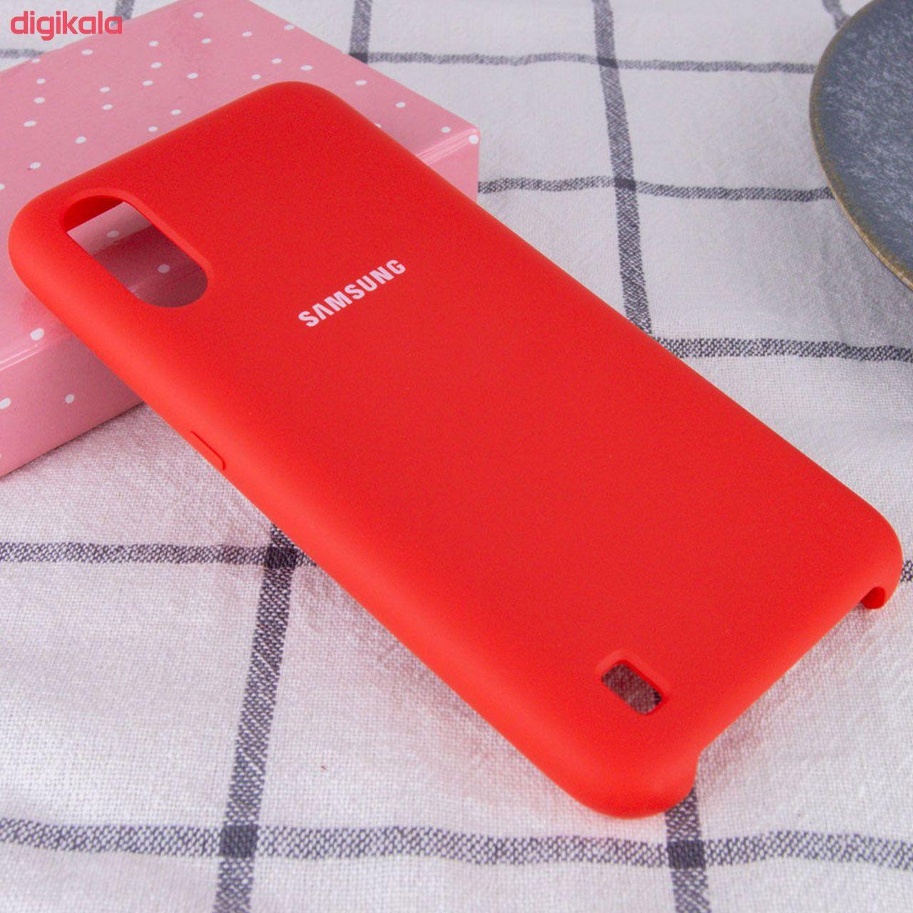 کاور مدل SLCN مناسب برای گوشی موبایل سامسونگ Galaxy A01 main 1 22
