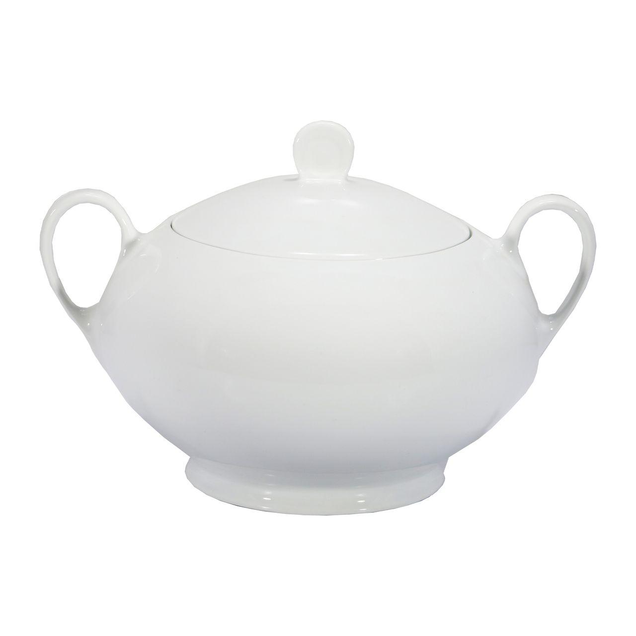 سوپ خوری چینی زرین مدل ایتالیا کد 1120