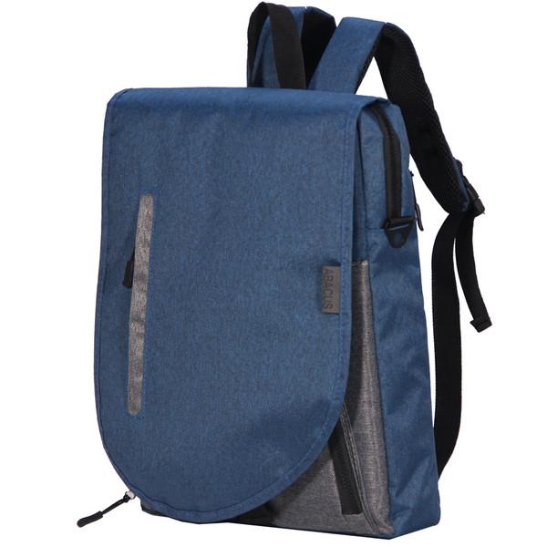 کیف لپ تاپ آبکاس کد 0019 مناسب برای لپ تاپ 15.6 اینچی
