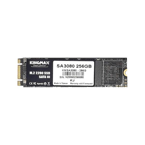 اس اس دی اینترنال کینگ مکس مدل SA3080 M.2 2280 SATA III ظرفیت 256 گیگابایت