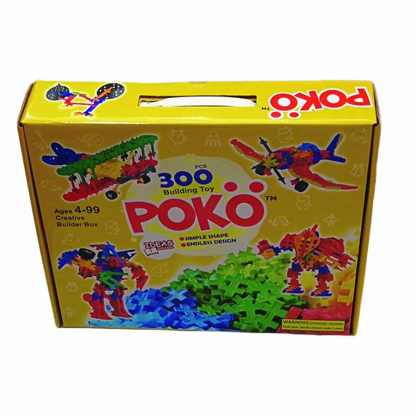 ساختنی مدل POKO300