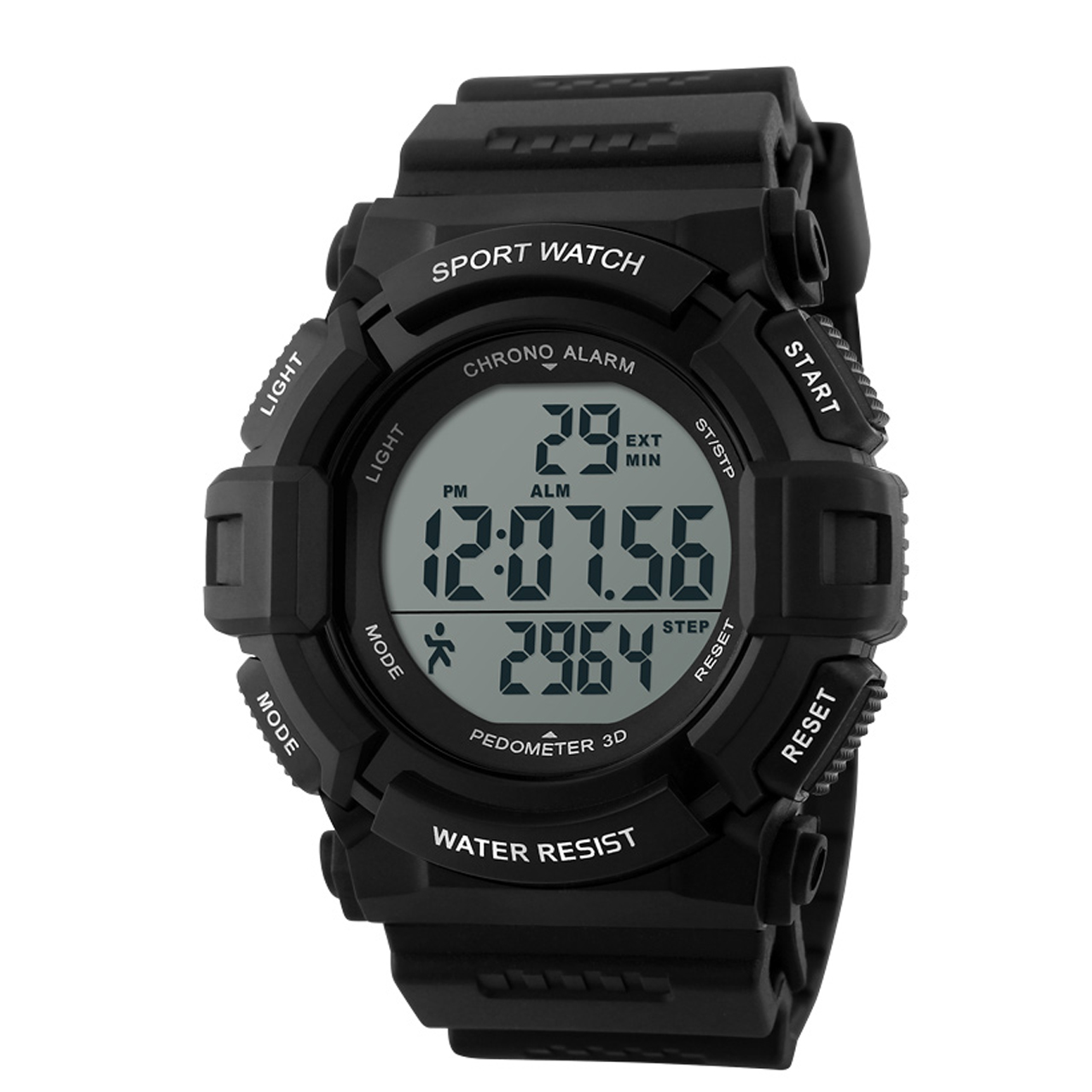 ساعت مچی دیجیتال اسکمی مدل 1116M-NP