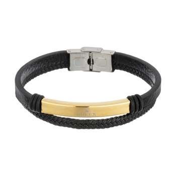 دستبند مردانه کد QW12