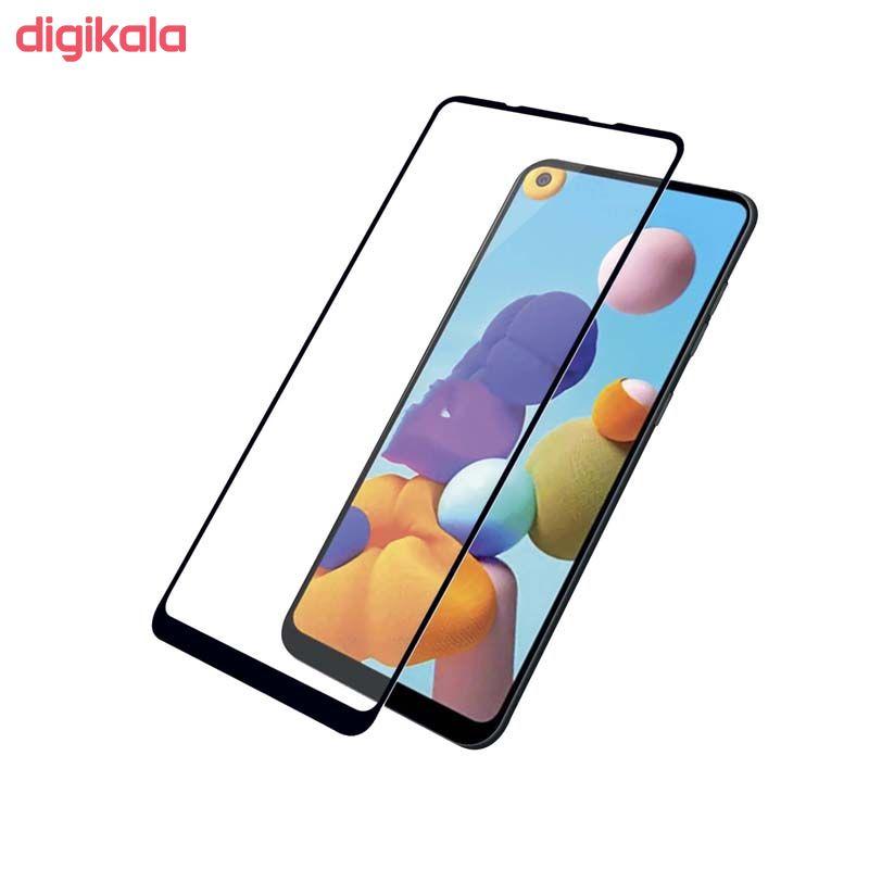 محافظ صفحه نمایش مدل SGA21 مناسب برای گوشی موبایل سامسونگ Galaxy A21/A21S main 1 1