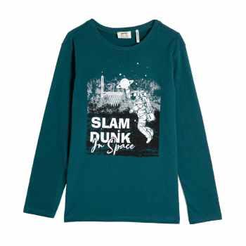 تی شرت پسرانه کوتون مدل 1kkb16543ok-750