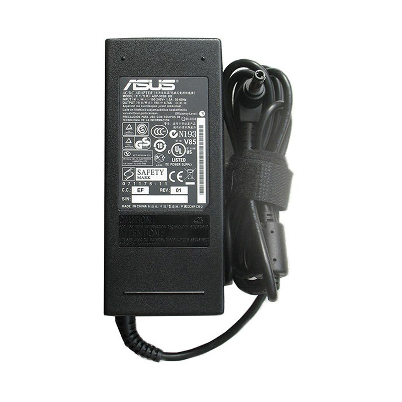 شارژر لپ تاپ 19 ولت 4.74 آمپر مدل ADP-90SB BB main 1 1