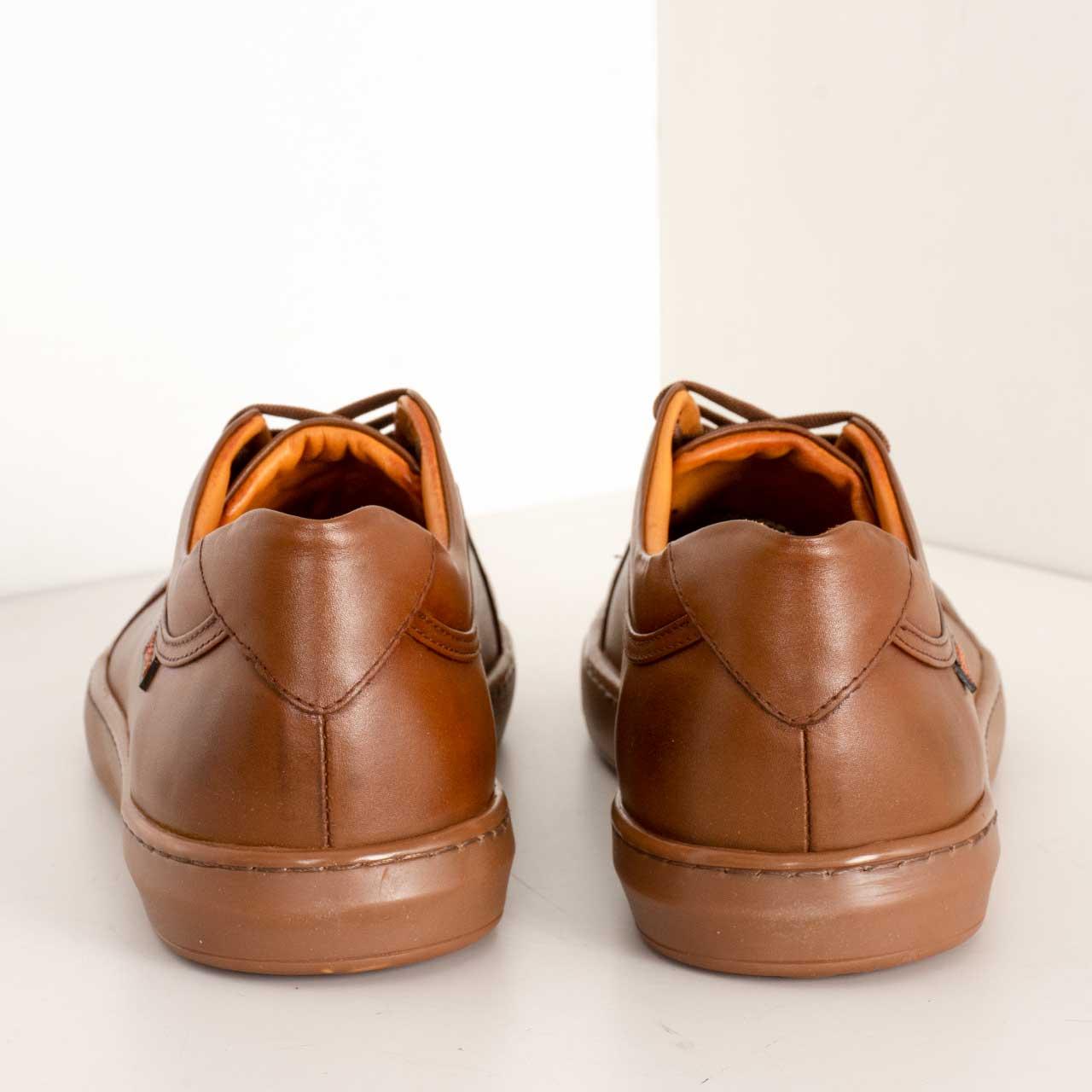 خرید                                     کفش روزمره مردانه پارینه چرم مدل SHO220-1
