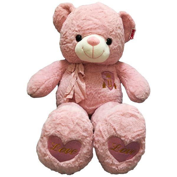 عروسک نینو طرح خرس ارتفاع 100 سانتی متر