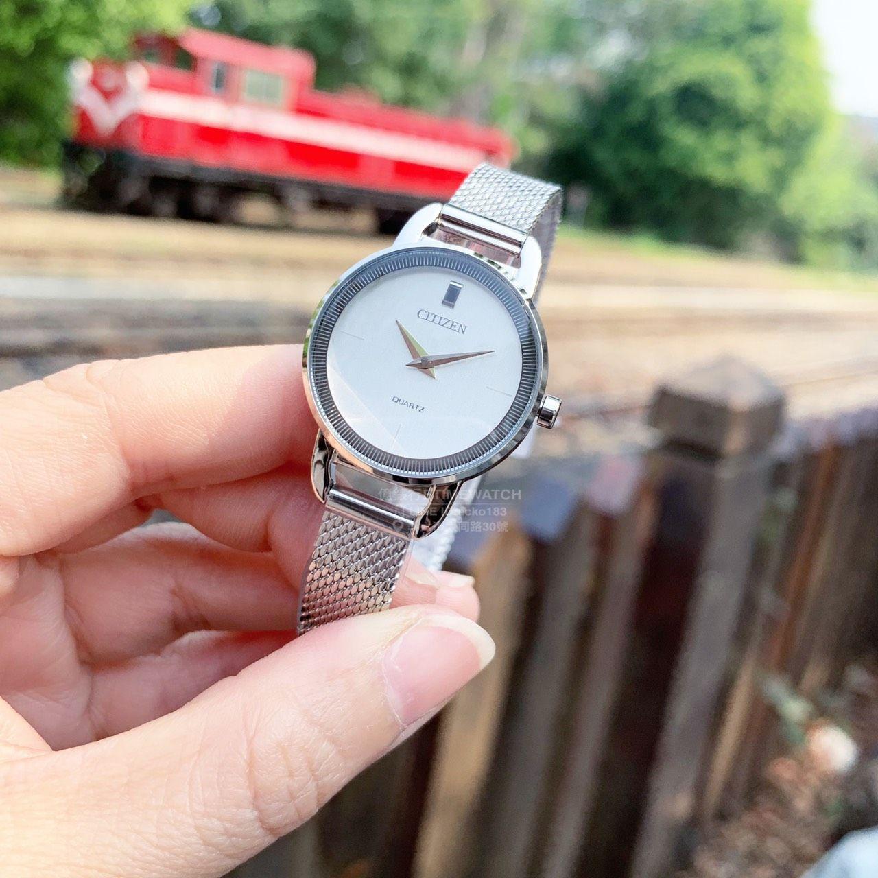 ساعت مچی عقربه ای زنانه سیتی زن مدل EZ7000-50A -  - 10