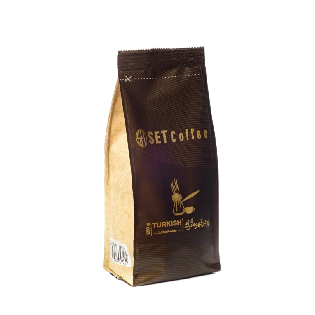 پودر قهوه ترک قهوه ست - 250 گرم