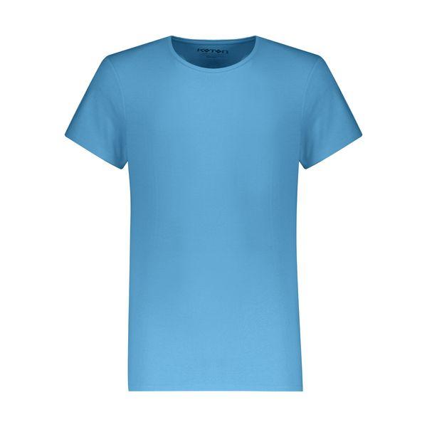 تیشرت مردانه کوتون مدل 1YAM12141LK-BLUE