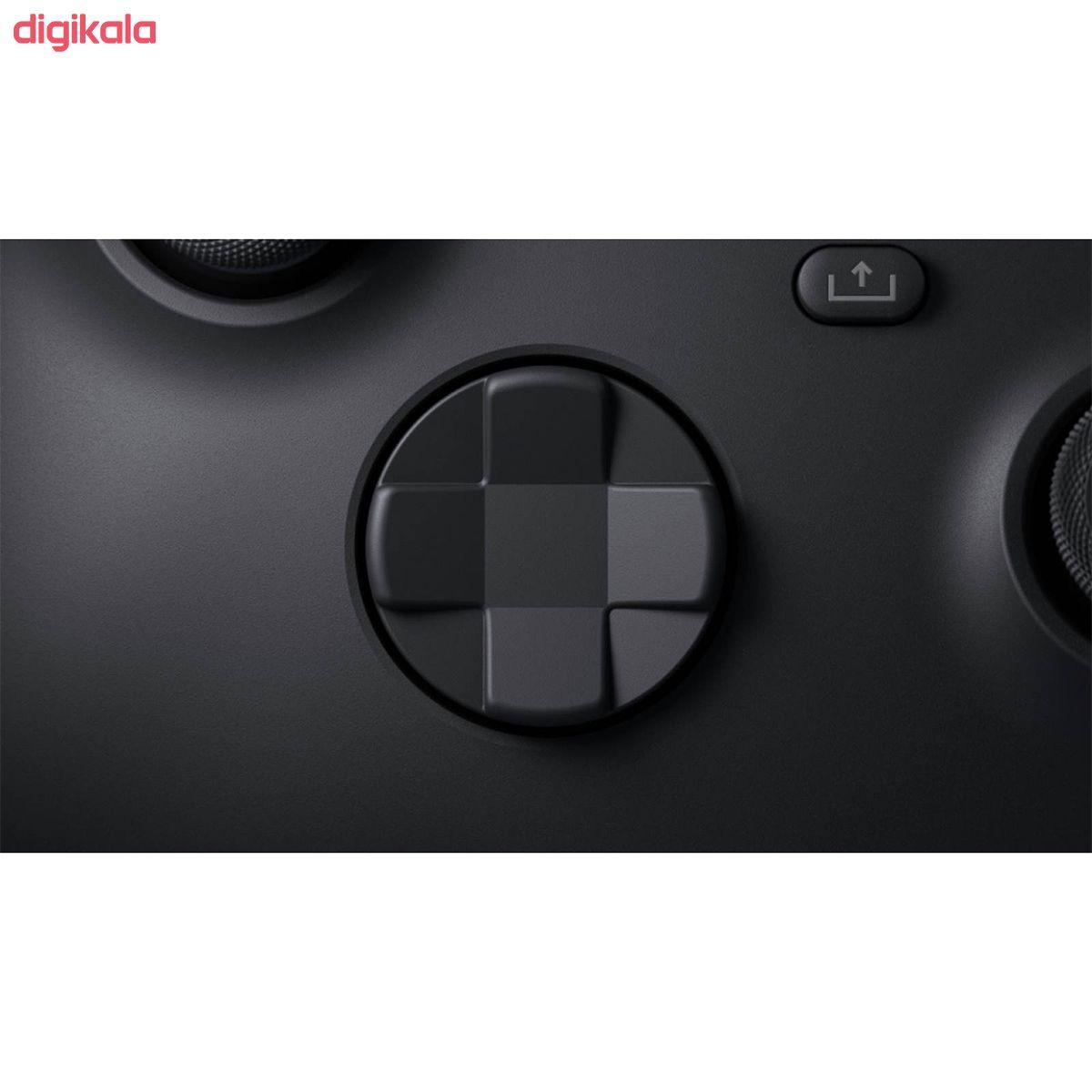 مجموعه کنسول بازی مایکروسافت مدل Xbox Series X ظرفیت 1 ترابایت main 1 7