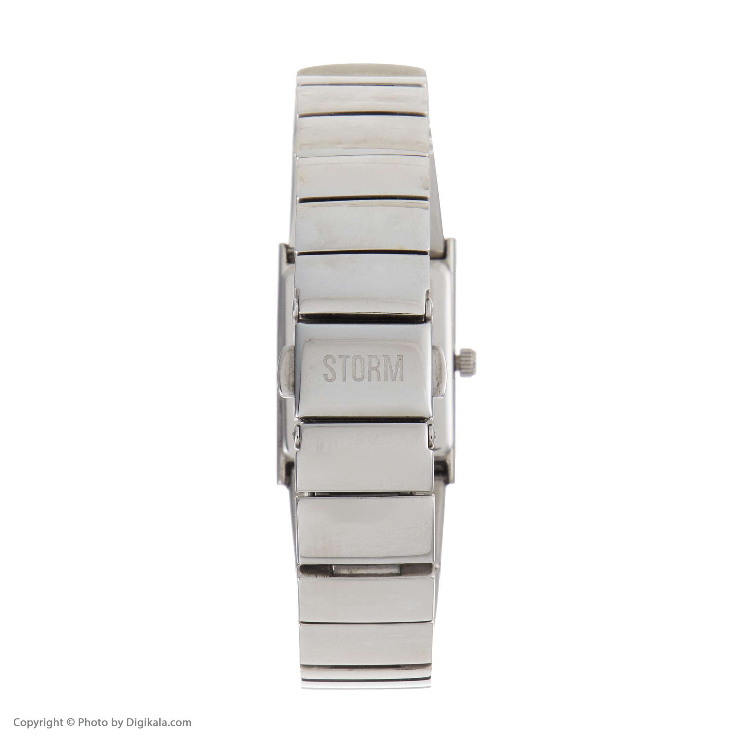 خرید و قیمت                      ساعت مچی  زنانه استورم مدل ST 47120-BK