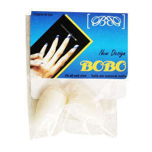 ناخن مصنوعی بوبو مدل 01 بسته 20 عددی