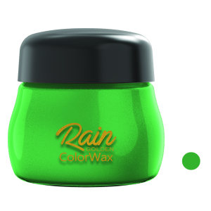 واکس مو گلدن رین مدل 14 حجم 85 میلی لیتر رنگ سبز