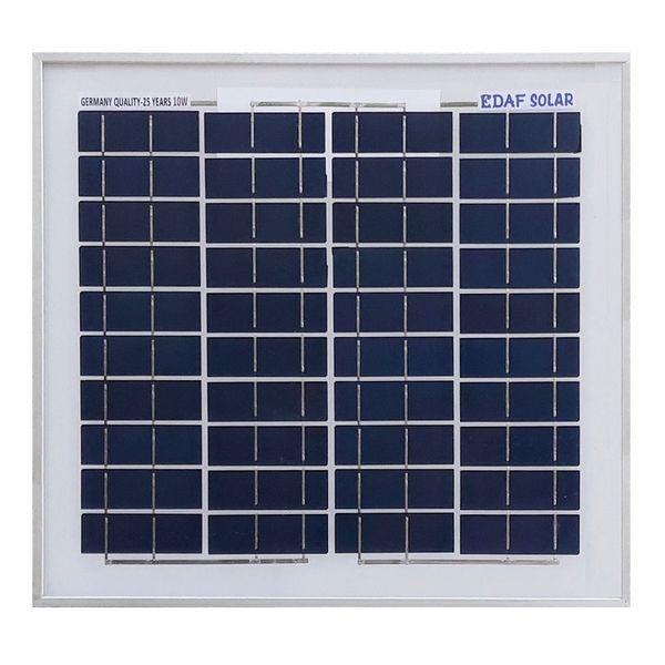 پنل خورشیدی ایداف مدل KL-SP-10W ظرفیت 10وات