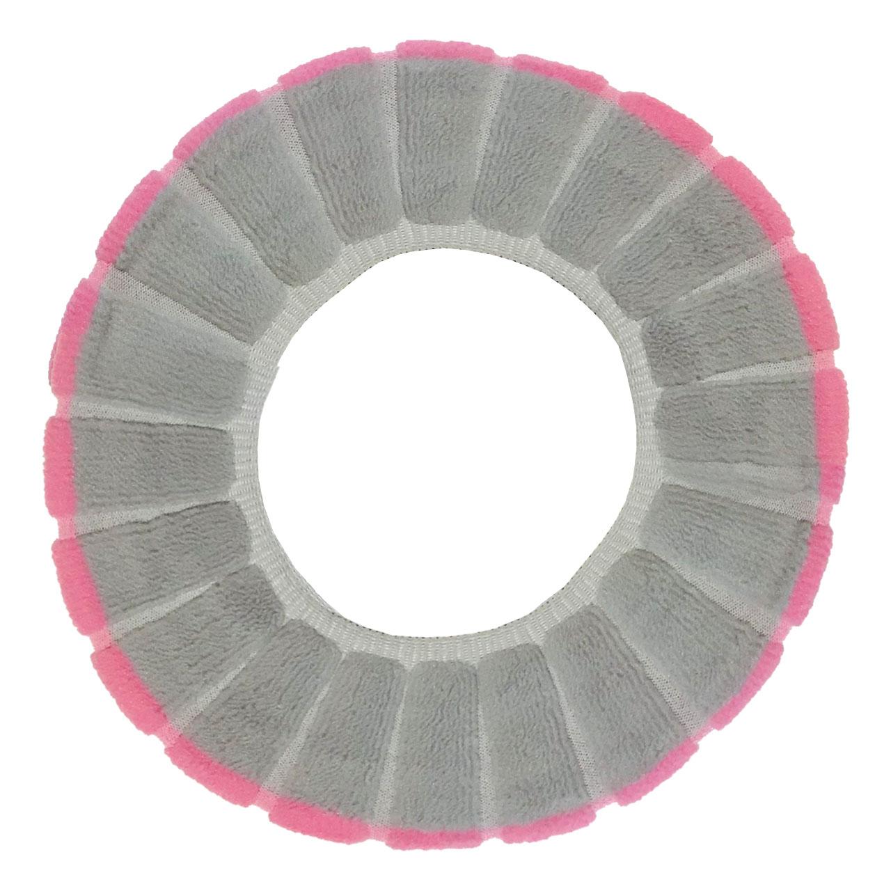 کاور توالت فرنگی مدل Flower کد 00510