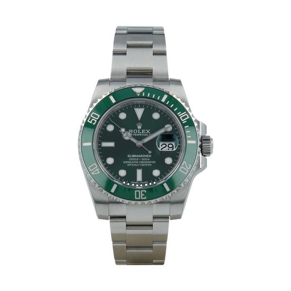 ساعت مچی عقربهای مردانه رولکس مدل Submariner Date Hulk
