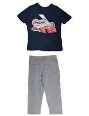 ست تی شرت و شلوار پسرانه دیزنی کد 280499 -  - 1