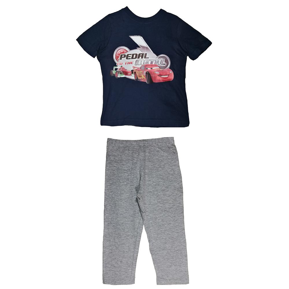 ست تی شرت و شلوار پسرانه دیزنی کد 280499 -  - 2