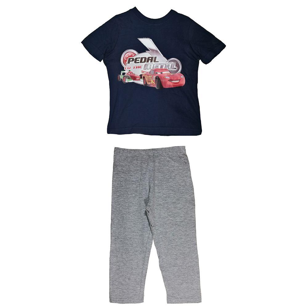 ست تی شرت و شلوار پسرانه دیزنی کد 280499 -  - 3