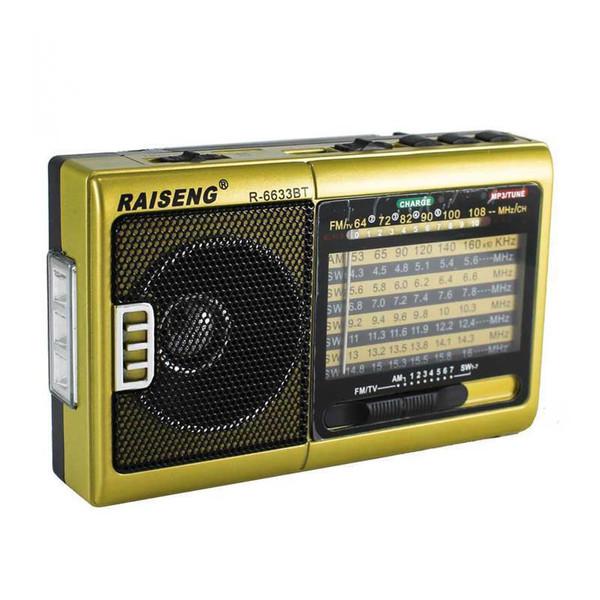 رادیو ریزنگ مدل R-6633UTD