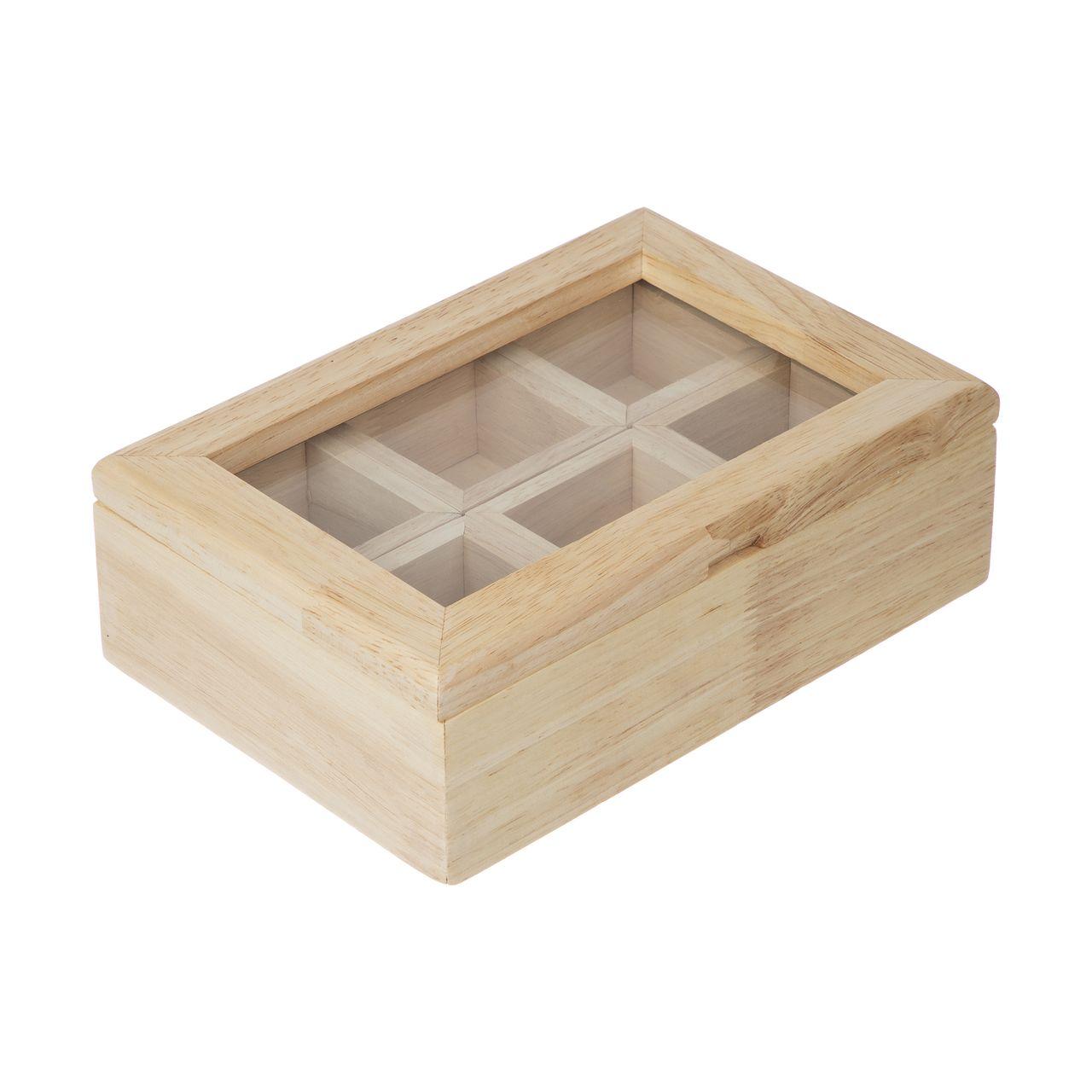 جعبه چای کیسه ای کد 8112